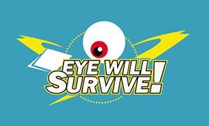 Eye Will Survive! logo