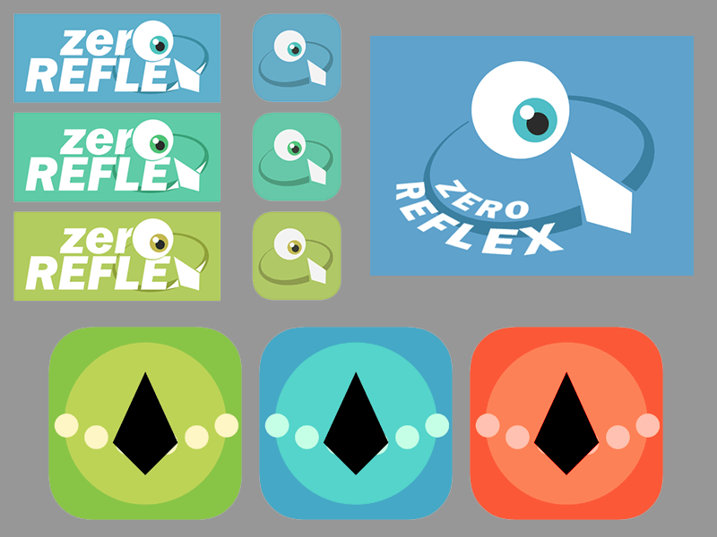 Icon and logo variations