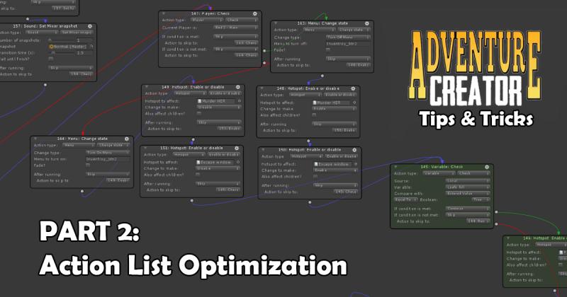 Action List Optimization